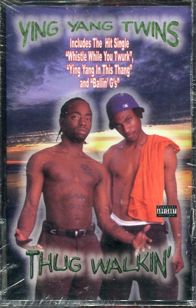 Ying Yang Twins Thug Walkin' cover art