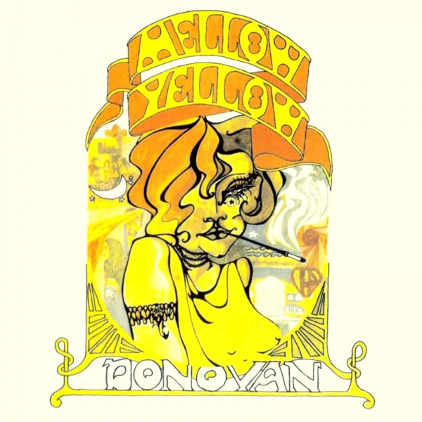 Donovan Mellow Yellow cover art