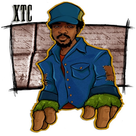 Anthony Hamilton XTC cover art