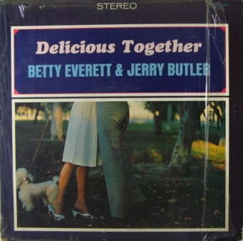 Betty Everett Delicious Together cover art