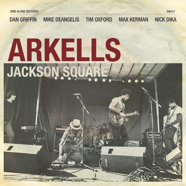 Arkells Jackson Square Cover Art