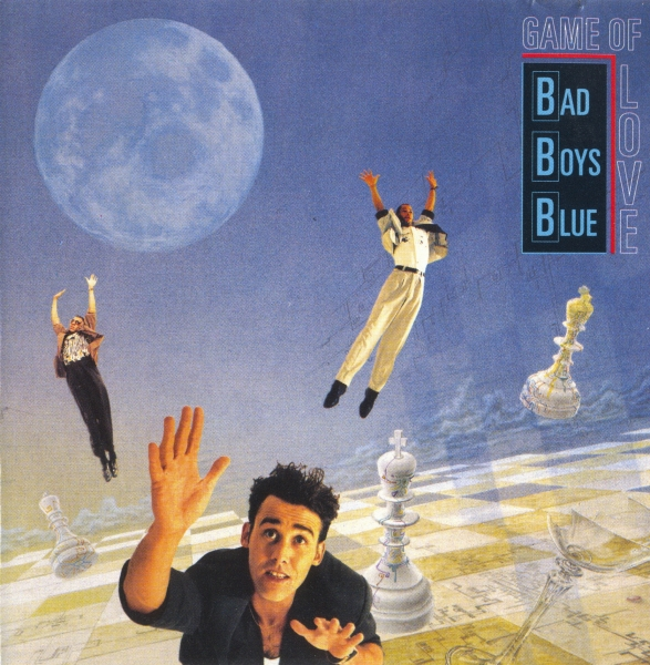 Bad Boys Blue Game of Love cover art