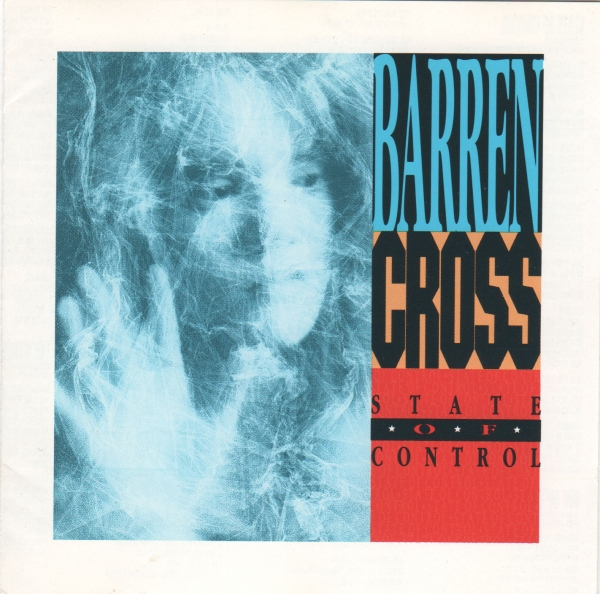 Barren Cross State of Control Cover Art