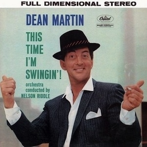Nelson Riddle This Time I'm Swingin' cover art