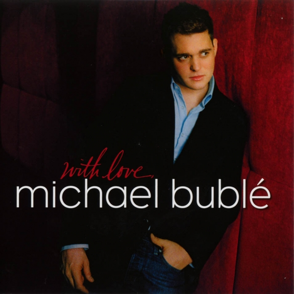 Michael Bublé With Love cover art