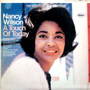 Nancy Wilson A Touch of Today cover art