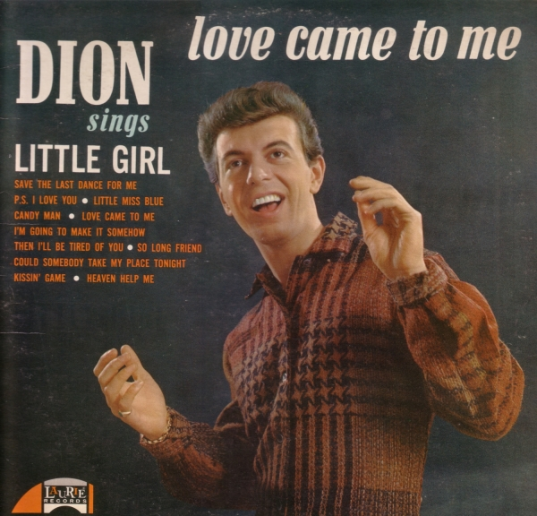 Dion Love Came to Me Cover Art