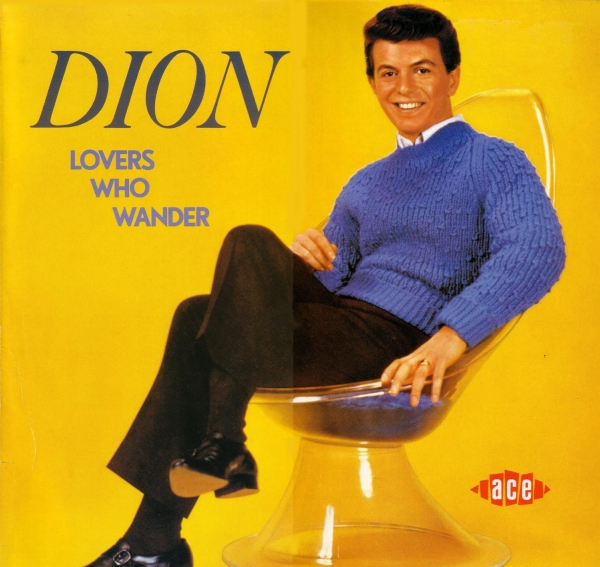 Dion Lovers Who Wander cover art