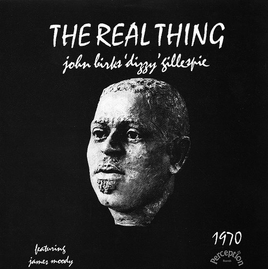 Dizzy Gillespie The Real Thing cover art