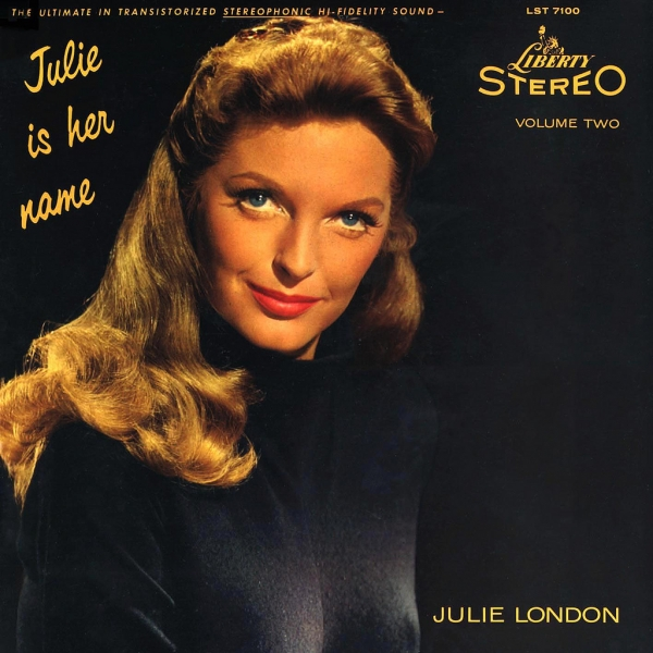 Julie London Julie Is Her Name, Volume 2 cover art