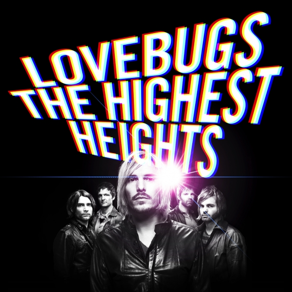 Lovebugs The Highest Heights Cover Art
