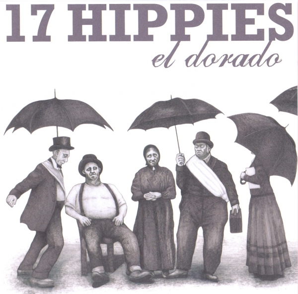 17 Hippies El Dorado cover art