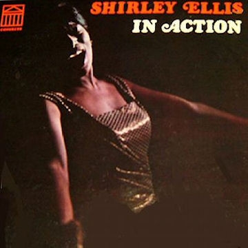 Shirley Ellis In Action cover art