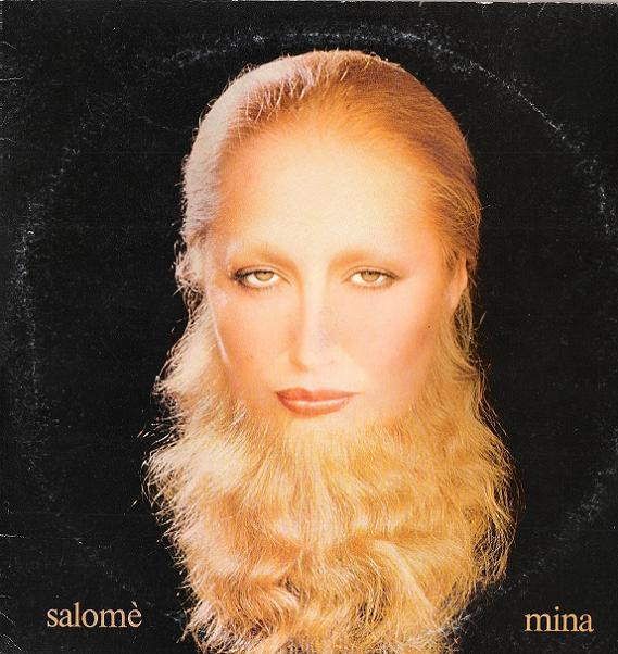 Mina Salomè cover art