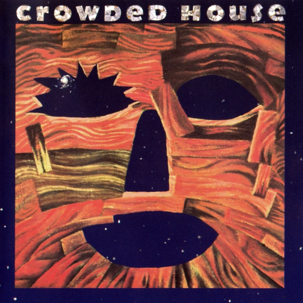 Crowded House Woodface cover art