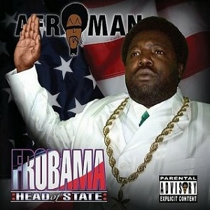Afroman Frobama (Head of State) cover art