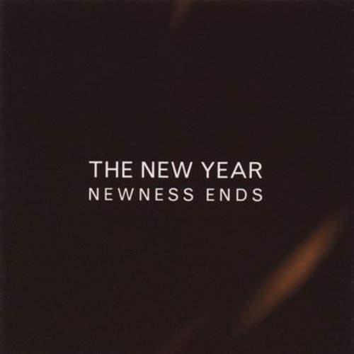 The New Year Newness Ends Cover Art