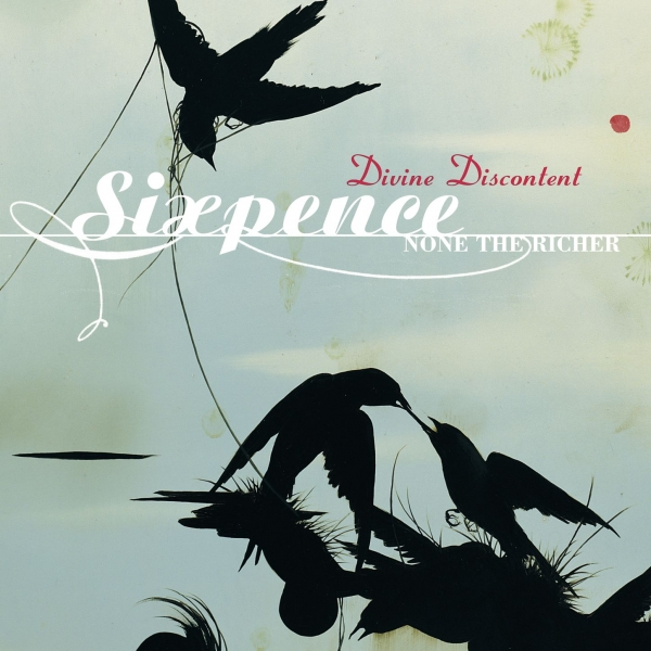 Sixpence None The Richer Divine Discontent cover art