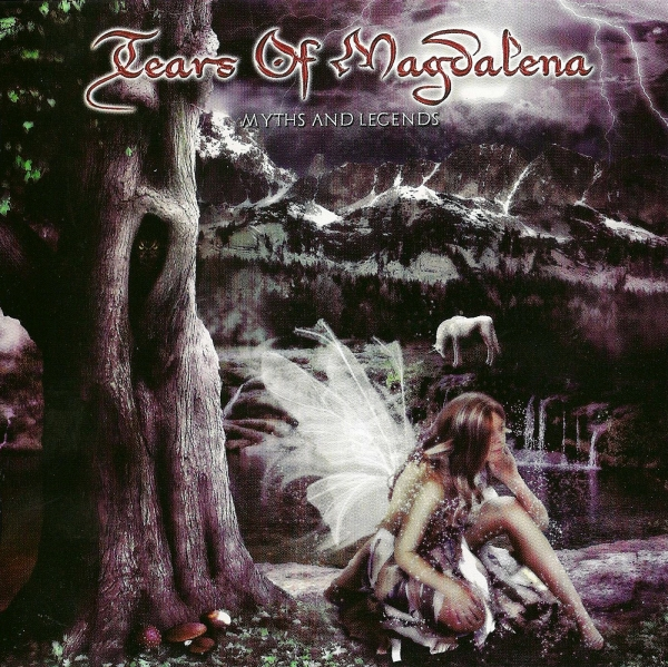 Tears of Magdalena Myths and Legends cover art