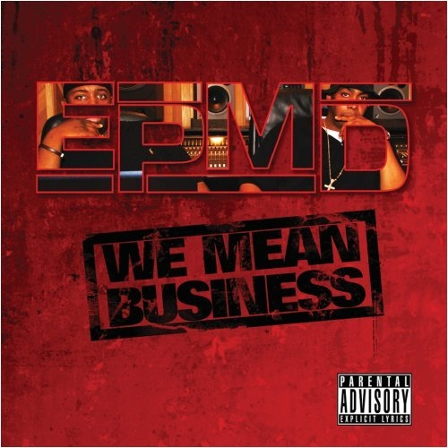 Keith Murray We Mean Business cover art