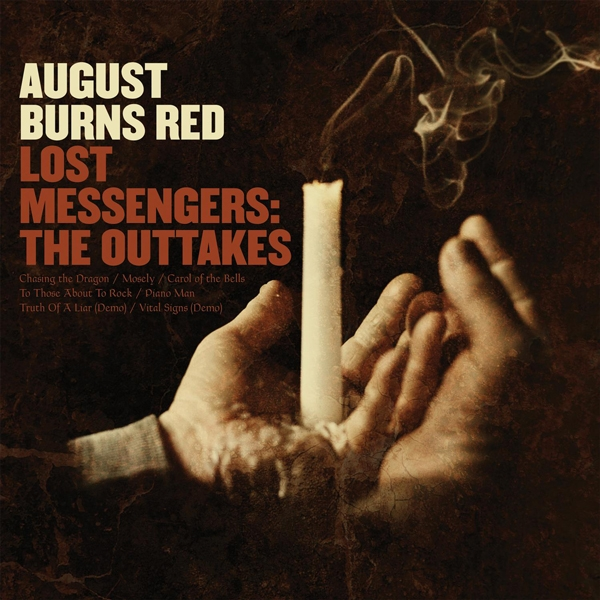August Burns Red Lost Messengers: The Outtakes Cover Art