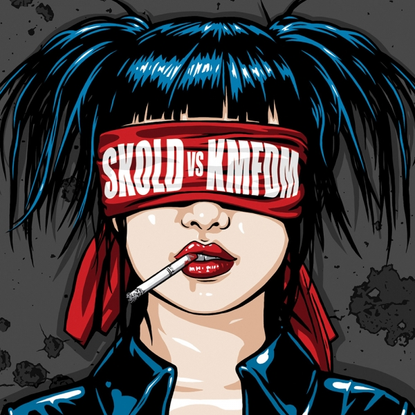 KMFDM Skold vs. KMFDM cover art