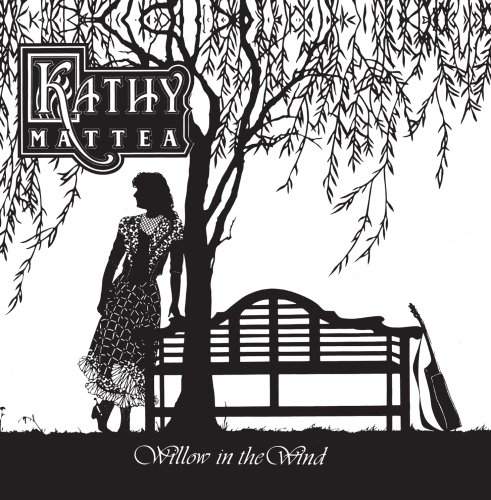 Kathy Mattea Willow in the Wind cover art