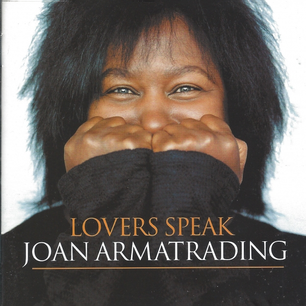 Joan Armatrading Lovers Speak cover art