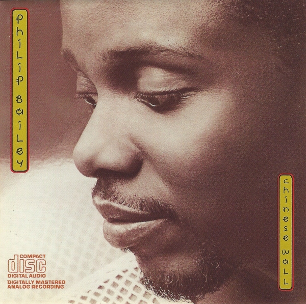 Philip Bailey Chinese Wall cover art