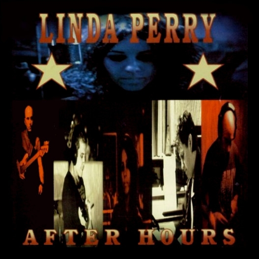 Linda Perry After Hours cover art