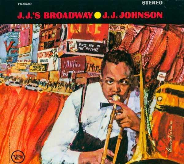 J.J. Johnson J.J.'s Broadway cover art