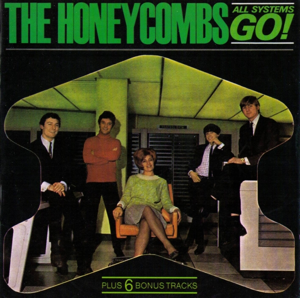 The Honeycombs All Systems Go! cover art