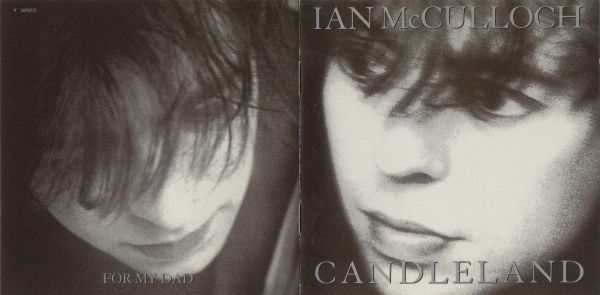 Ian McCulloch Candleland cover art