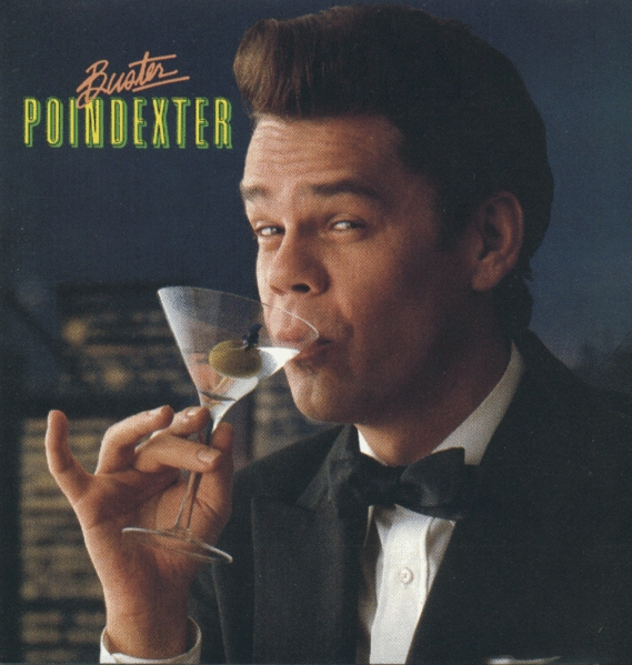 Buster Poindexter Buster Poindexter cover art