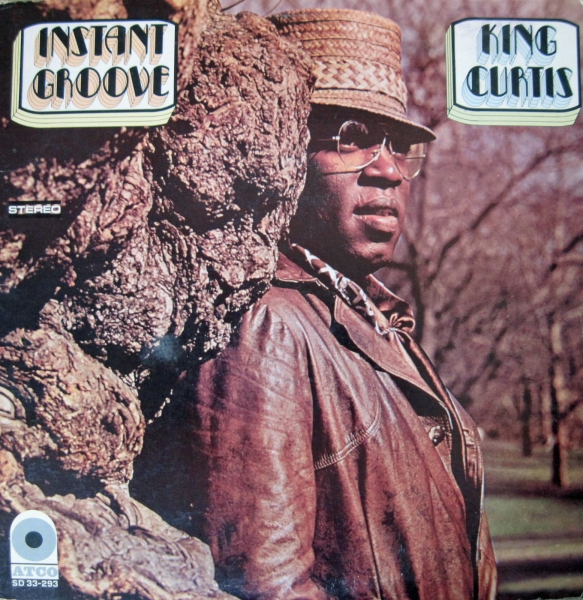 King Curtis Instant Groove Cover Art