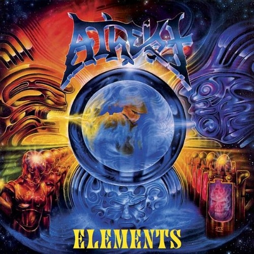Atheist Elements Cover Art