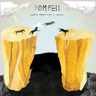 Pompeii Nothing Happens for a Reason cover art