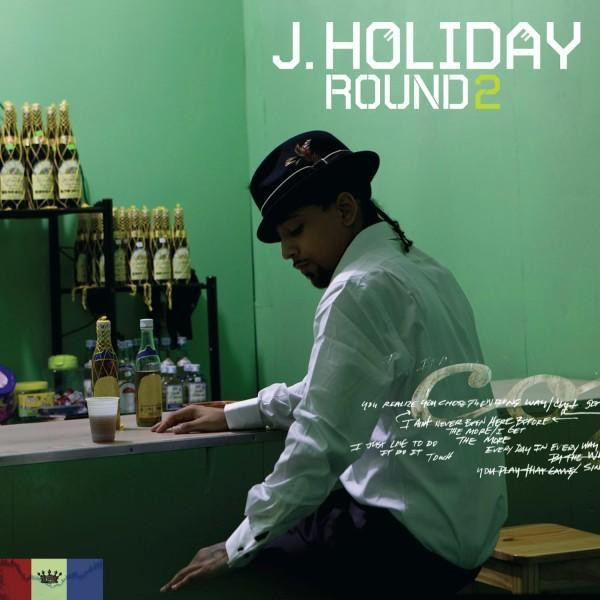 J. Holiday Round 2 Cover Art