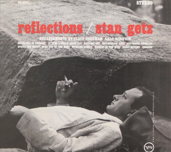Stan Getz Reflections cover art