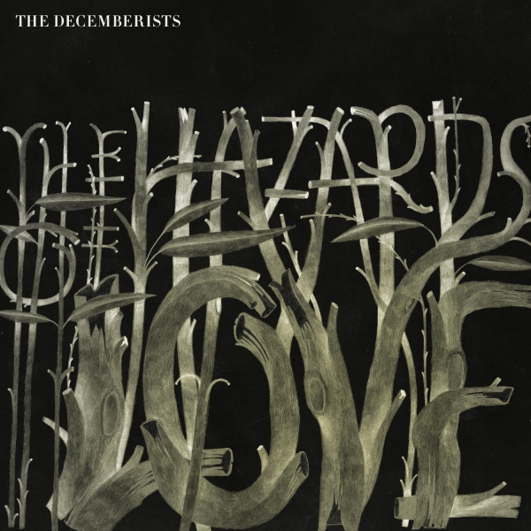 The Decemberists The Hazards of Love cover art