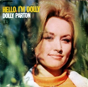 Dolly Parton Hello, I'm Dolly cover art