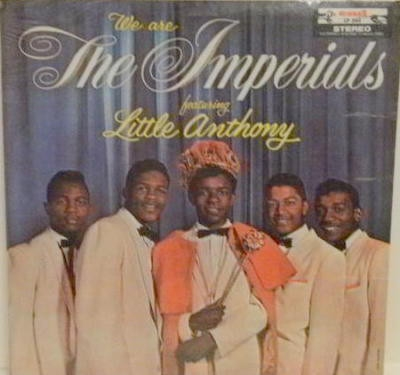 Little Anthony & The Imperials We Are the Imperials cover art