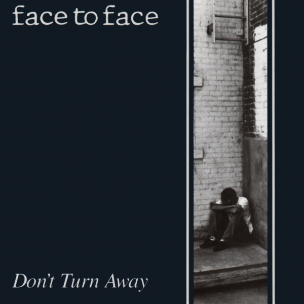 face to face Don't Turn Away cover art