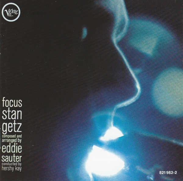 Stan Getz Focus Cover Art