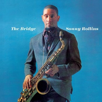 Sonny Rollins The Bridge cover art