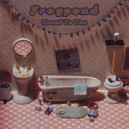 Frogpond Count to Ten Cover Art