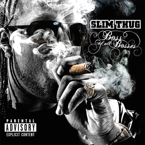 Slim Thug Boss of All Bosses Cover Art