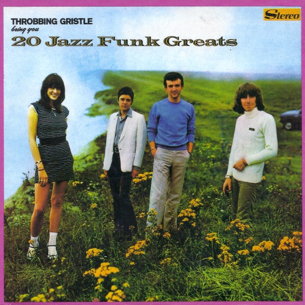 Throbbing Gristle 20 Jazz Funk Greats cover art