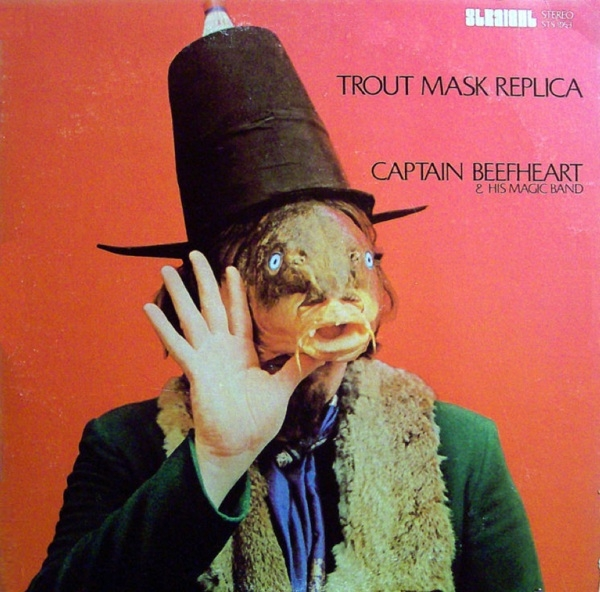 Captain Beefheart & His Magic Band Trout Mask Replica cover art