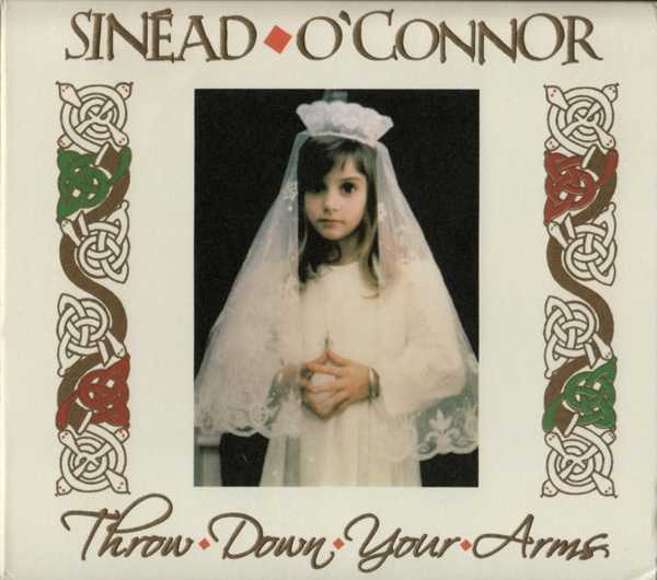 Sinéad O'Connor Throw Down Your Arms cover art